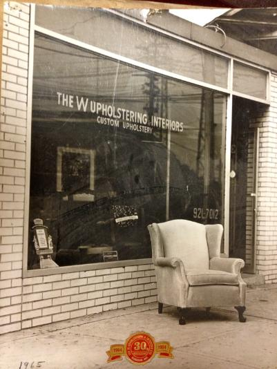 The W Upholstering And Interiors Ltd